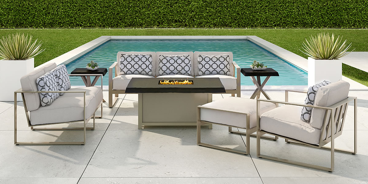 Castelle Park Place Outdoor Furniture
