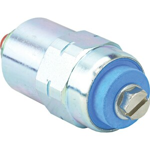 NEW Stop Solenoid for Ford New Holland Tractor - 83981012 E8NN9D278AA
