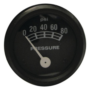 NEW 80lb Oil Pressure Gauge for Ford New Holland Tractor - FAD9273A