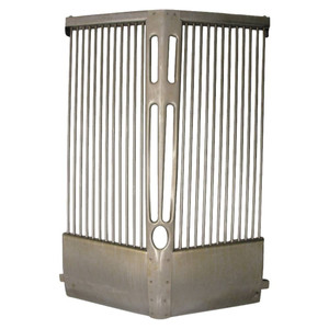 NEW Grill for Ford Tractor 8N 2N 9N Round Rods Bare Metal 8N8204