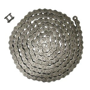 "NEW Roller Chain Rivet Type (10ft) 50 size Pitch-0.625"" Width-0.375""192 Links"