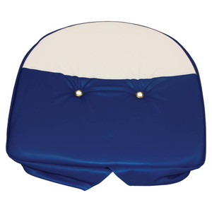 NEW Seat Cushion for Ford Tractor Blue & White