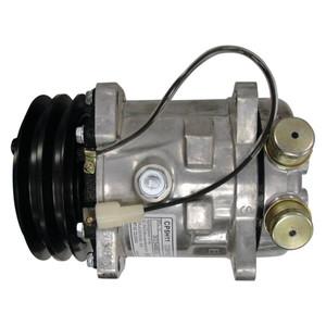 New A C Compressor For Ford New Holland Tn55D, Tn55S, Tn60Da, Tn60Sa