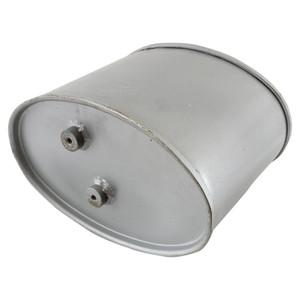 Muffler for John Deere 6110, 6110L, 6200, 6200L, 6205, 6210, 6210L, 6300, 6300L, 6310, 6310L, 6400, AL113991; AL78267