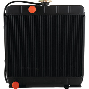 Radiator for Kubota L295DT;  L295F