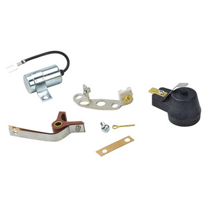 NEW Ignition Kit (points condensor rotor) for Ford 2N 8N 9N Tractor-APN12000A