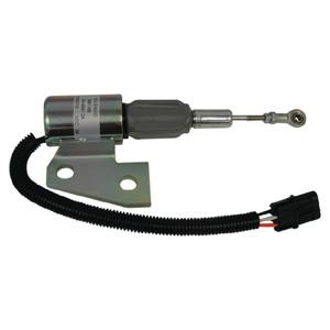 Fuel Solenoid for Case/International Harvester 521D Loader;  821 CX130 Excavator 87420953; J932530