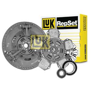 LuK Clutch Kit 1412-2024 For John Deere 570LXT Indus/Cons 128002910 AL120020