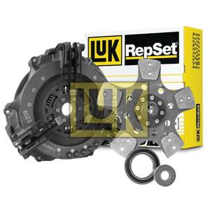 LuK Clutch Kit 1412-2025 For John Deere 1630, 1830, 2030, 830, 930 AL120095