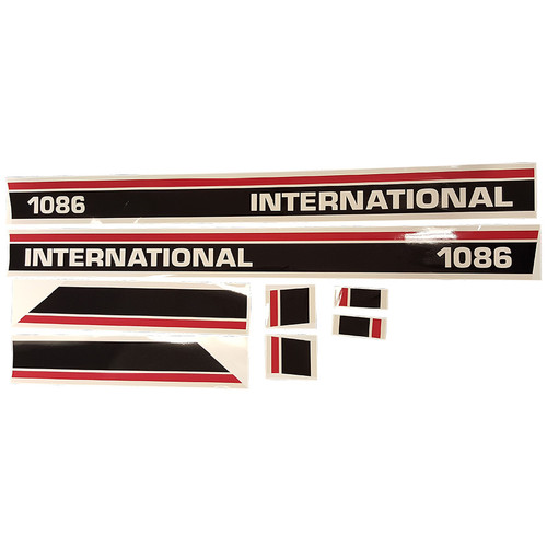 Case Cx90 Tractor Decal Sets : Decal set for case international harvester tractor