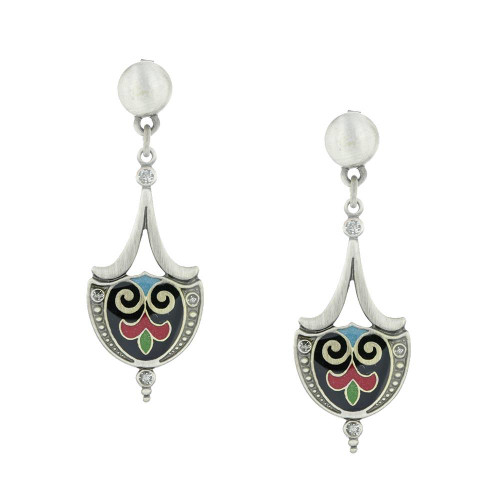 Spanish Revelation Drop Earrings