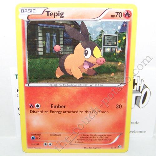 Pokemon Poster TCG Cards McDonalds 2011