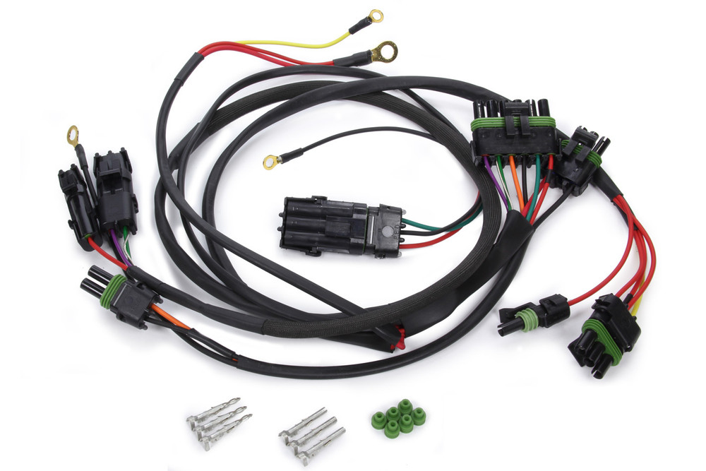 50 2051 wiring harness 1987 toyota wiring harness diagram wiring harness ignition weatherpack single crane ignition box kit