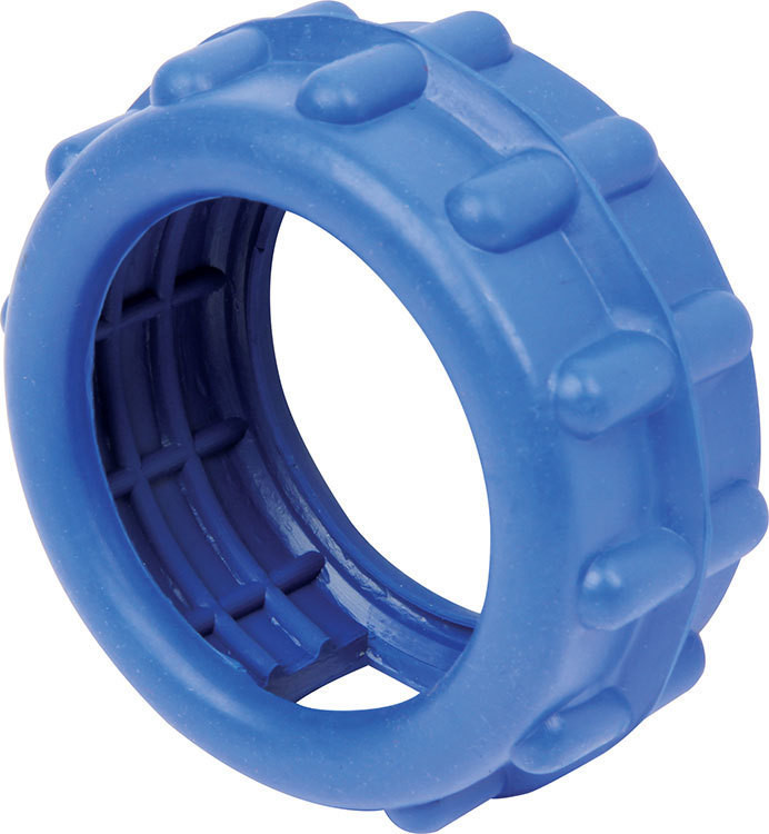 56-003 - Gauge Shock Ring - Rubber - Blue - QuickCar Premium Tire Gauges - Each