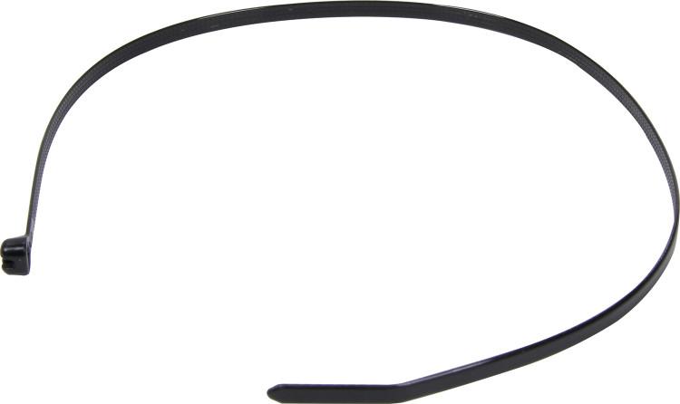 58-250 - Cable Ties - Zip Ties - Nylon - 15 in - Black - Set of 50