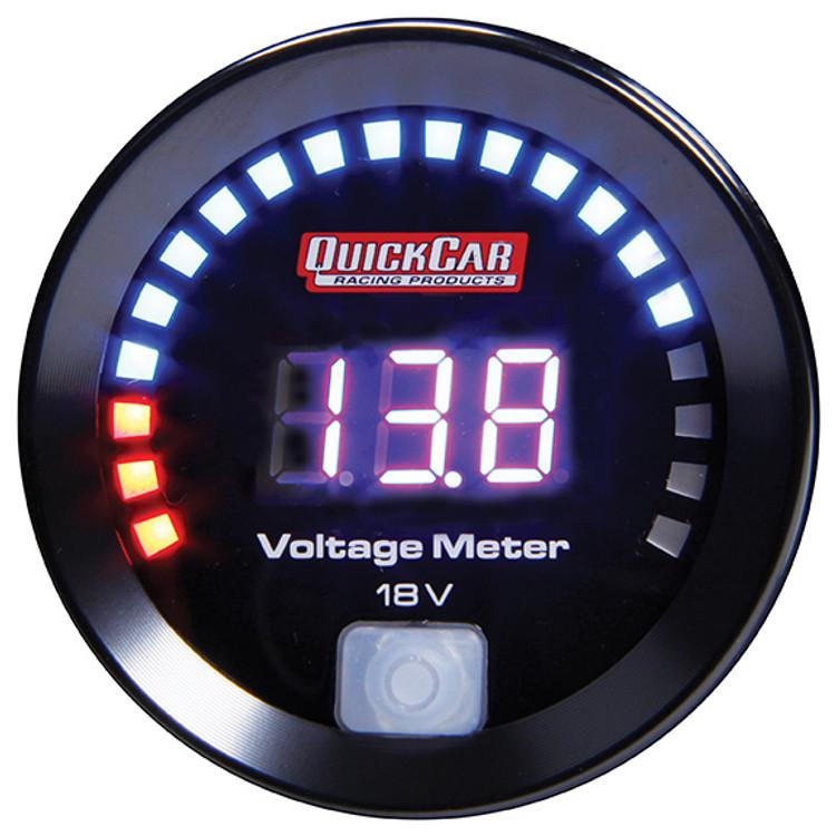 67-007 Digital Volt Gauge 8-18