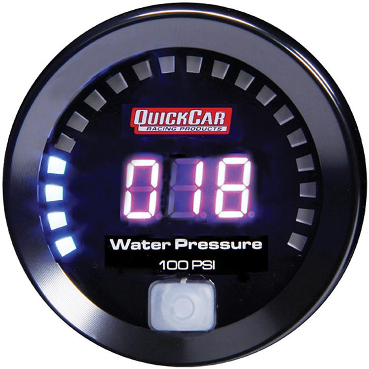 67-008 Digital Water Pressure Gauge 0-100
