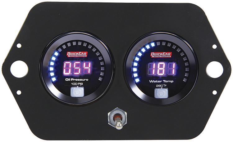 quickcar racing products race car parts performance gauges rh quickcar com Voltage Regulator Wiring Diagram quickcar gauge panel wiring diagram