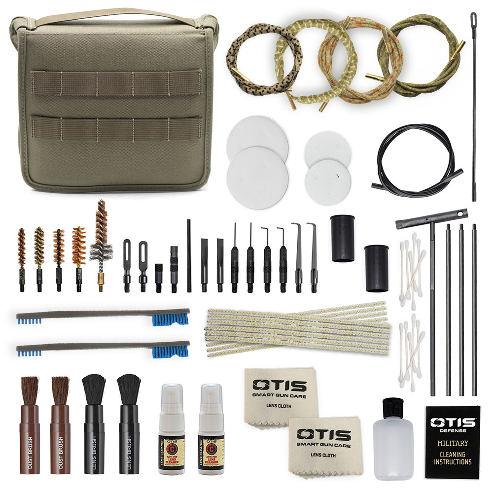 T-Mod® Cleaning Kit (5.56MM, 7.62MM, 9MM, .45 cal)
