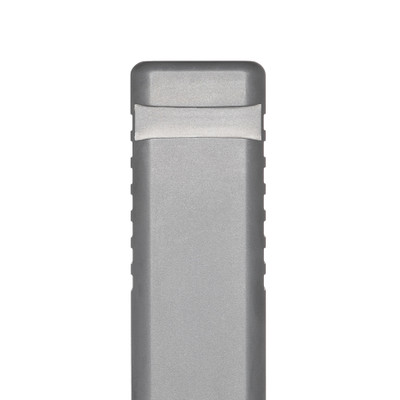 Glock rear dovetail milling