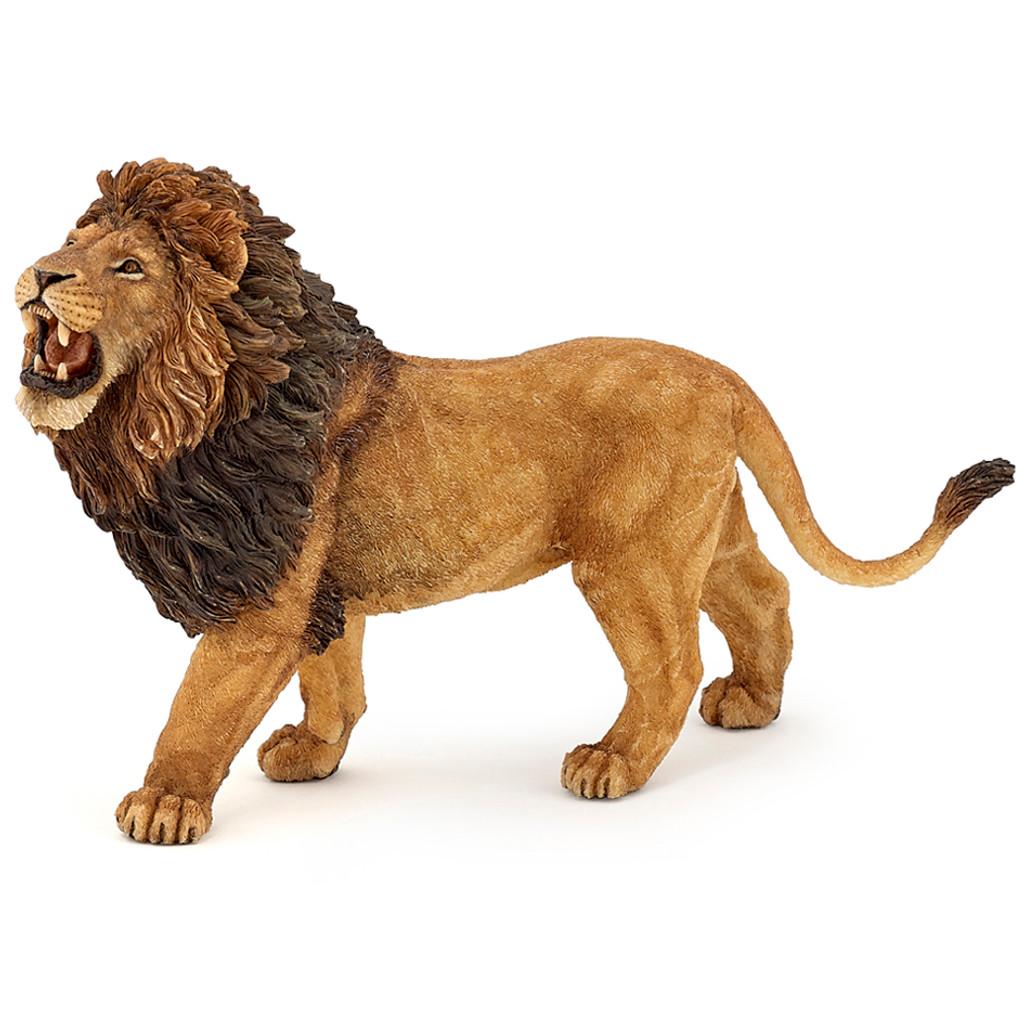 Lion Roaring Papo