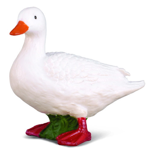 Duck White CollectA