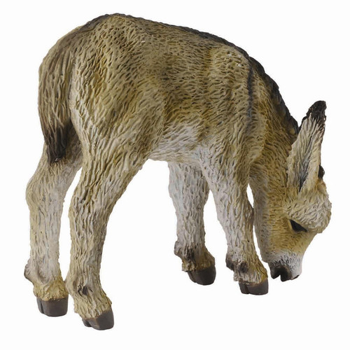 Donkey Foal Grazing CollectA