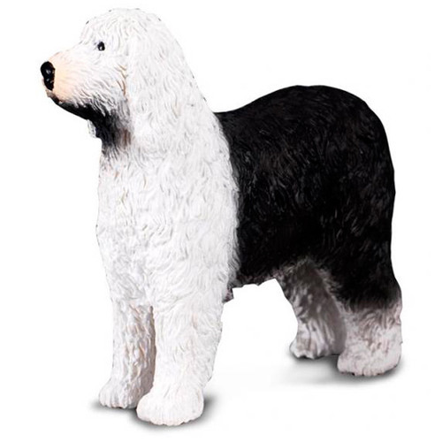 Old English Sheepdog CollectA