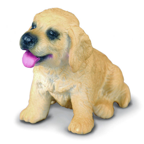 Golden Retriever Puppy CollectA