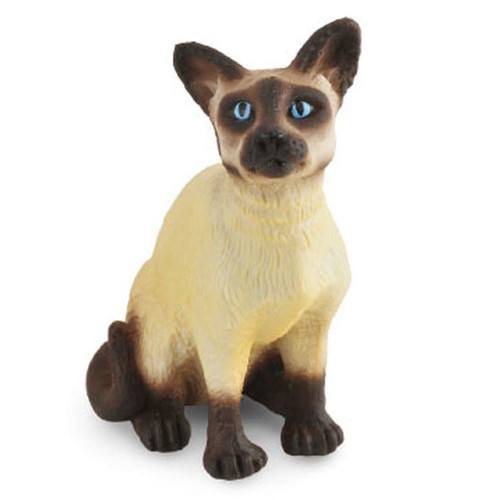 Siamese Cat Sitting CollectA