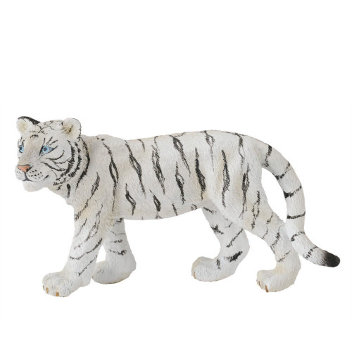White Tiger Cub Walking CollectA