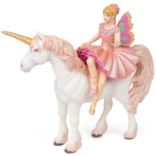 Elf Ballerina and Unicorn