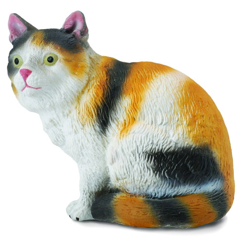 3 Colour House Cat CollectA