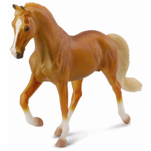 Tennessee Walking Stallion Golden Palomino CollectA