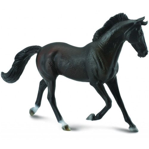 Thoroughbred Mare Black CollectA