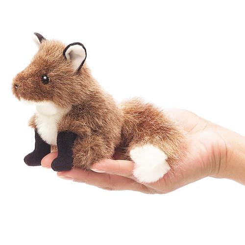 Fox Finger Puppet