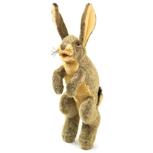 Jack Rabbit Hand Puppet