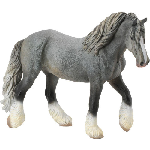 Shire Horse Mare Grey CollectA