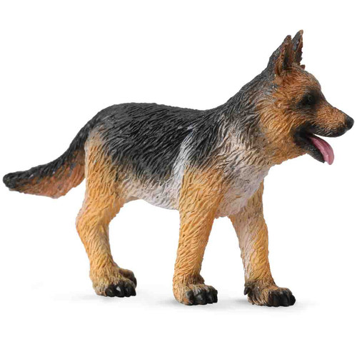 German Shepherd Puppy CollectA