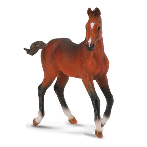 Quarter Horse Foal Bay CollectA