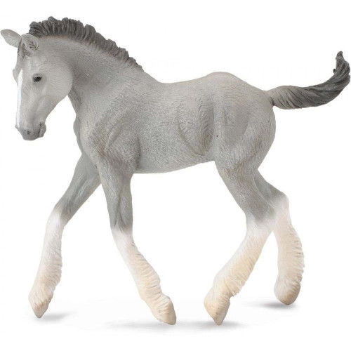 Shire Horse Foal Grey CollectA