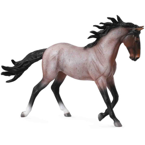 Mustang Mare Bay Roan CollectA