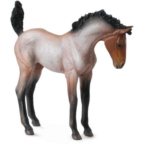 Mustang Foal Bay Roan CollectA