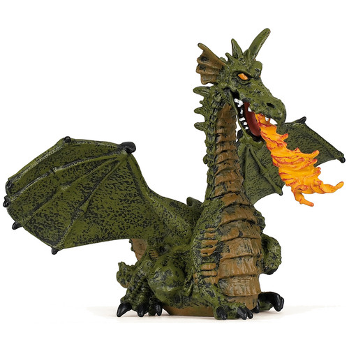 Winged Green Dragon