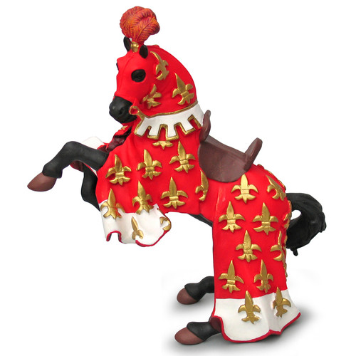 Prince Philip Horse Red