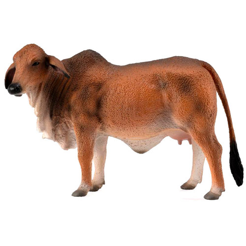 Brahman Cow Red CollectA