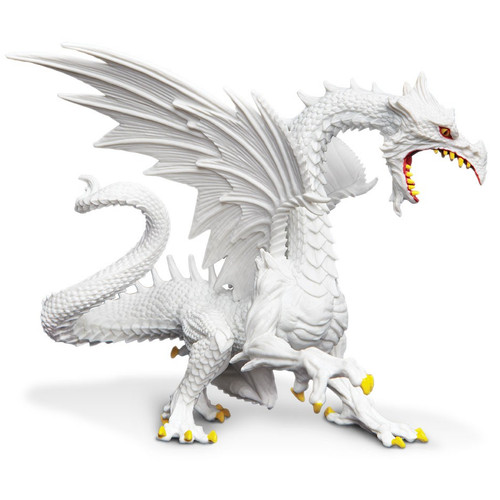 Snow Dragon GiD