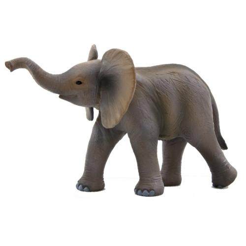 African Elephant Calf Mojo