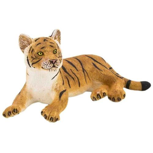 Tiger Cub Lying