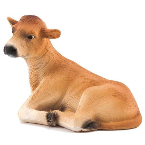 Jersey Calf Sitting Mojo